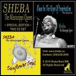 Sheba 2-CD Set